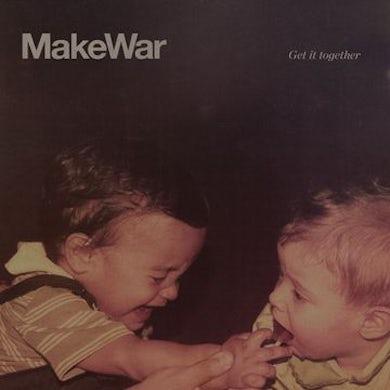 Makewar Get It Together CD