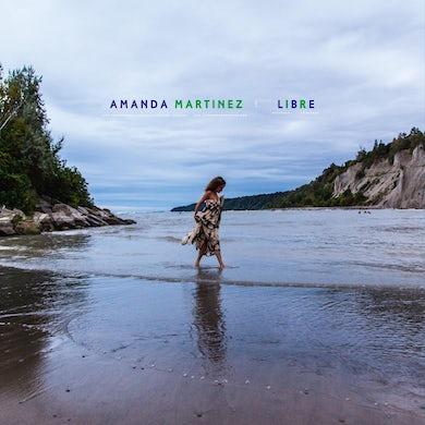Amanda Martinez Libre CD
