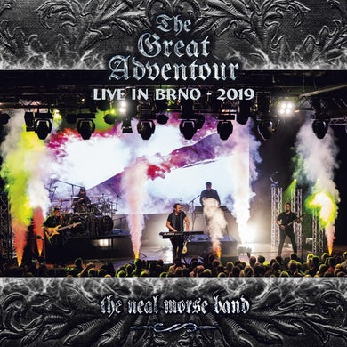 Neal Morse GREAT ADVENTOUR - LIVE IN BRNO 2019 CD