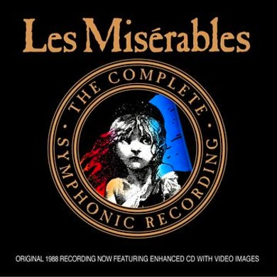 Original Cast  Les Miserables: Complete Symphonic Recordings CD