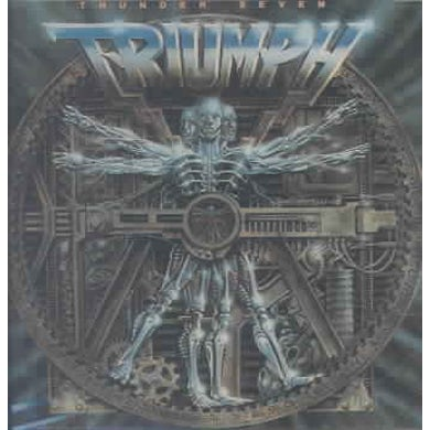 Triumph Thunder Seven CD