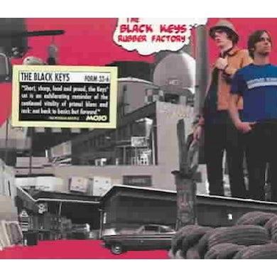 Black Keys Rubber Factory CD