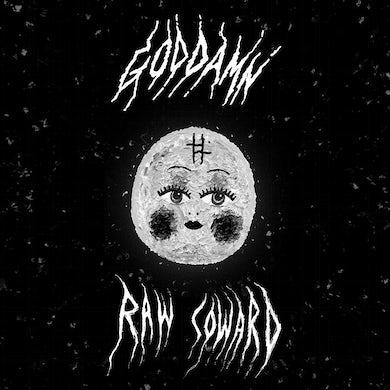 God Damn Raw Coward CD