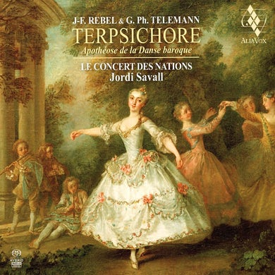 Jordi Savall Terpsichore: Apotheose De La Danse Baroque CD