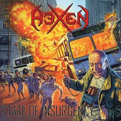 State Of Insurgency CD