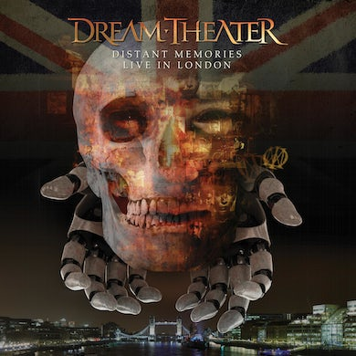 Dream Theater Distant Memories   Live In London CD
