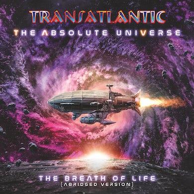 Transatlantic The Absolute Universe: The Breath Of Lif CD