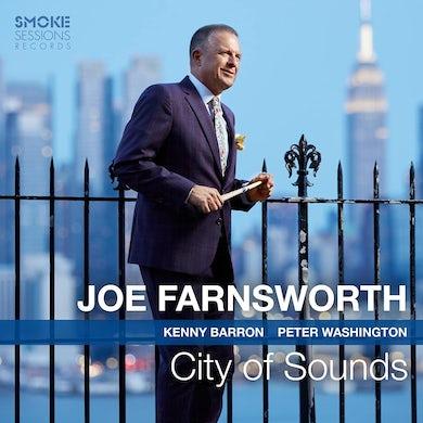 Joe Farnsworth City Of Sounds CD