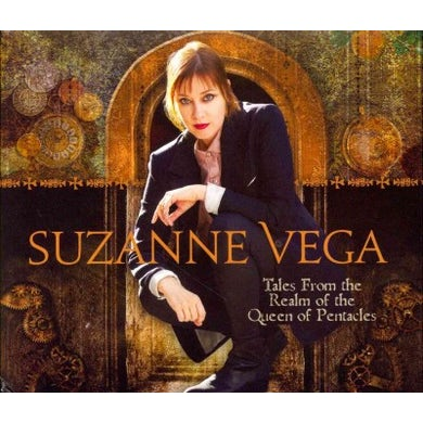 Suzanne Vega Tales From The Realm Of The Queen Of Pentacles CD