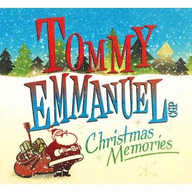 Tommy Emmanuel Christmas Memories CD