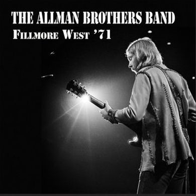 The Allman Brothers Band  Fillmore West '71 CD