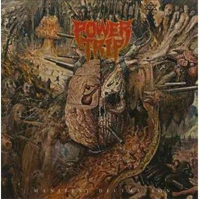 Power Trip Manifest Decimation Vinyl Record