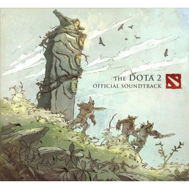 DOTA 2 (OST) Vinyl Record