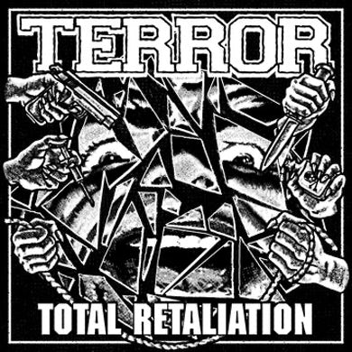 Terror Total Retaliation Vinyl Record