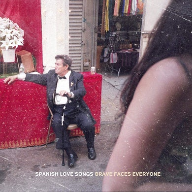 Spanish Love Songs Brave Faces Everyone Vinyl Record
