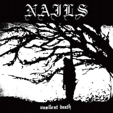 Nails Unsilent Death Vinyl Record
