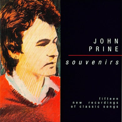 John Prine Souvenirs Vinyl Record