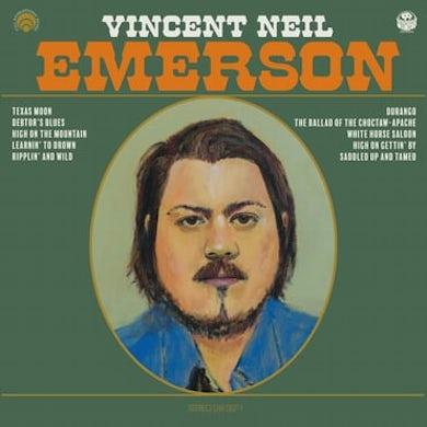 VINCENT NEIL EMERSON Vinyl Record