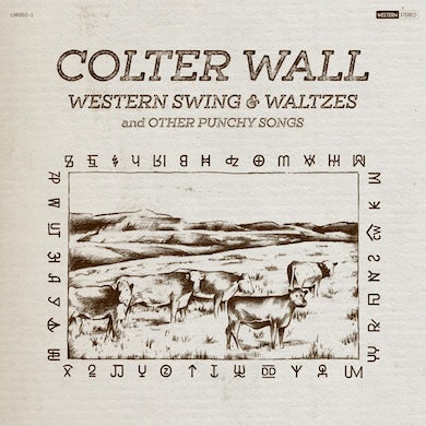 Western Swing & Waltzes And Other Punchy Vinyl Record