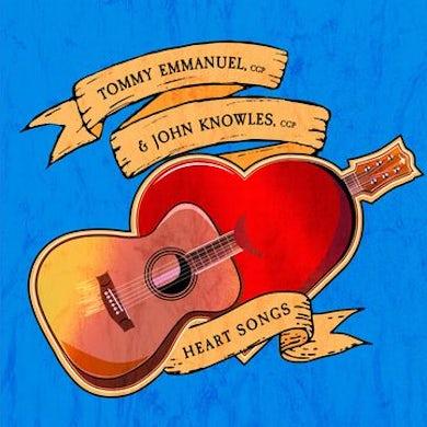 Tommy Emmanuel Heart Songs Vinyl Record