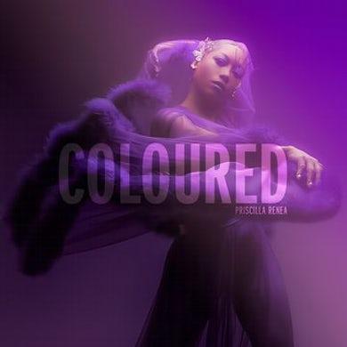 Priscilla Renea Coloured Vinyl Record
