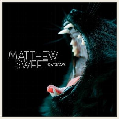 Matthew Sweet Catspaw Vinyl Record