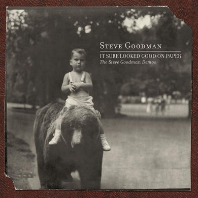 It Sure Looked Good On Paper: The Steve Goodman Demos Vinyl Record