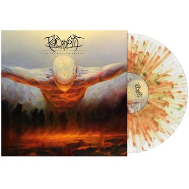 Psycroptic As The Kingdom Drowns Vinyl Record