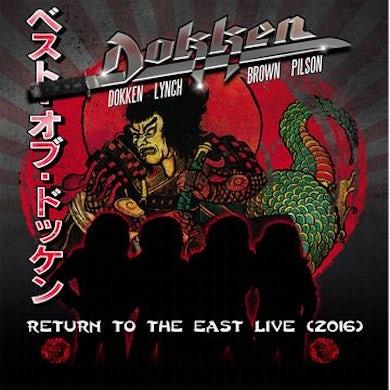 Dokken Return To The East Live 2016 Vinyl Record
