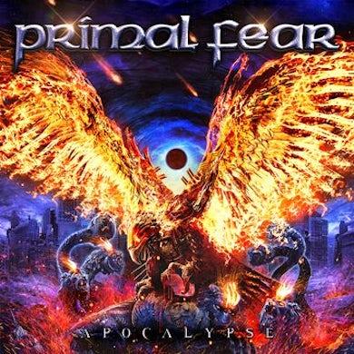 Primal Fear Apocalypse Vinyl Record
