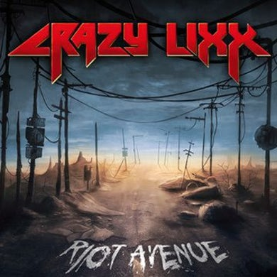 Riot Avenue Vinyl Record