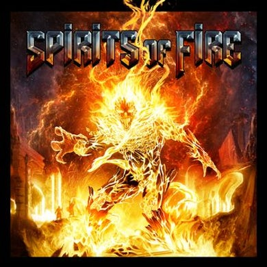Spirits Of Fire Vinyl Record