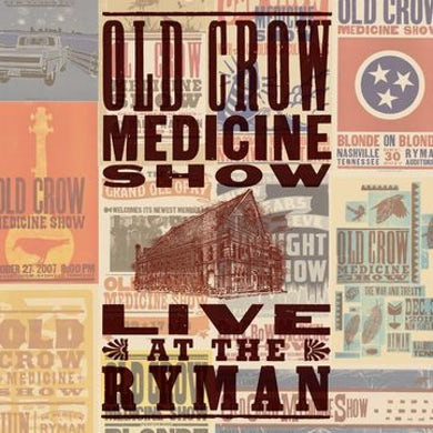 Live At The Ryman Vinyl Record