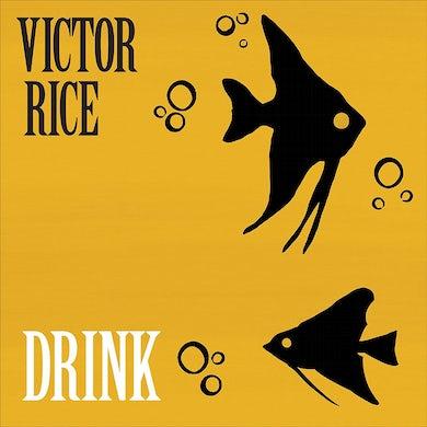 Victor Rice Drink Vinyl Record