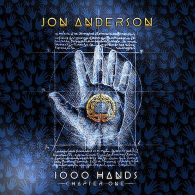 Jon Anderson 1000 Hands Vinyl Record