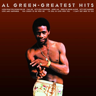 Al Green Greatest Hits Vinyl Record