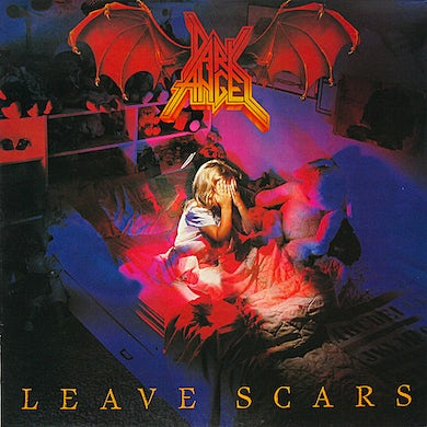 Dark Angel Leave Scars Vinyl Record