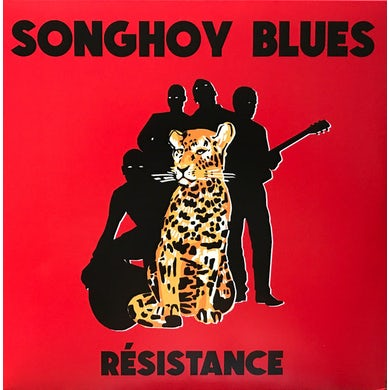 SONGHOY BLUES La Resistance Vinyl Record