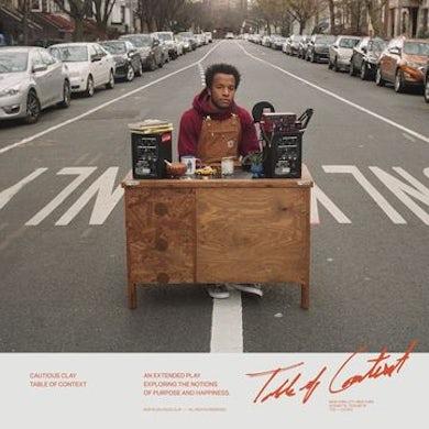 Table Of Context Vinyl Record