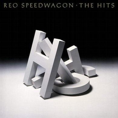 Reo Speedwagon The Hits (180 Gram Blue Audiophile Vinyl Vinyl Record