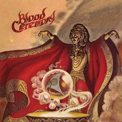 Blood Ceremony Vinyl Record