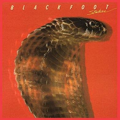 Blackfoot Strikes (180 Gram Red Audiophile Vinyl/L Vinyl Record