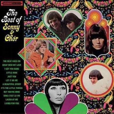 Best of Sonny & Cher Vinyl Record