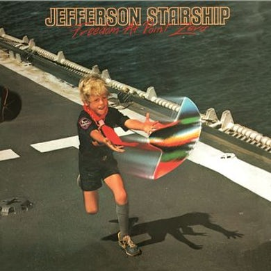 Jefferson Starship Freedom At Point Zero (180 Gram Transluc Vinyl Record