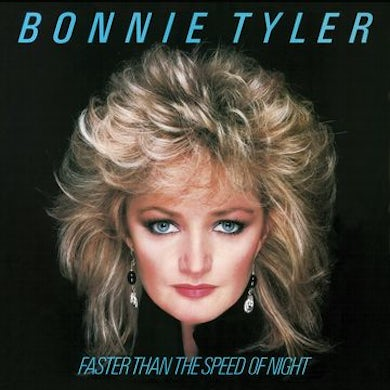 Bonnie Tyler Faster Than The Speed Of Night Vinyl Record