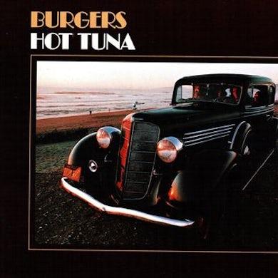 Hot Tuna Burgers (180 Gram Translucent Blue Audio Vinyl Record