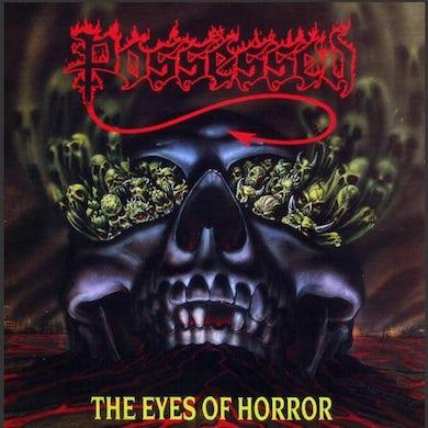Possessed The Eyes Of Horror Vinyl Record