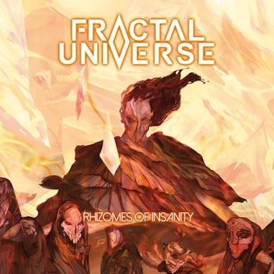 Fractal Universe Rhizomes Of Insanity Vinyl Record