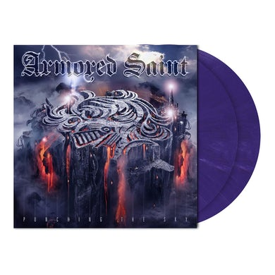 Armored Saint Punching The Sky Vinyl Record