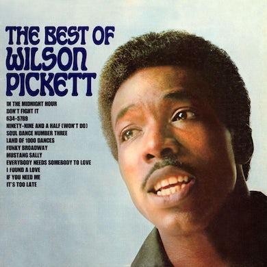 The Best Of Wilson Pickett (180 Gram Translucent Vinyl) Vinyl Record
